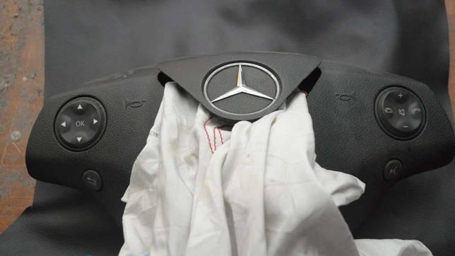 Замена подушки безопасности водителя
