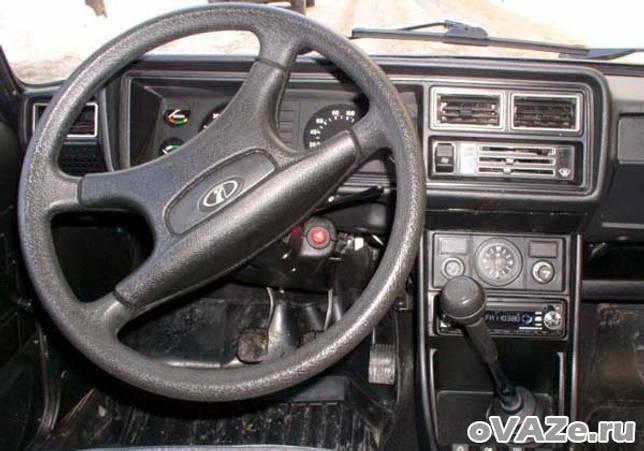 Общие данные о рулевом управлении автомобиля ВАЗ 2107