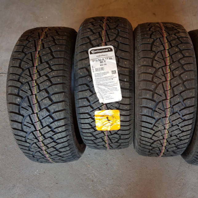 Continental IceContact 2 215/50 R17