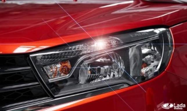 Как сделать автовыключение света фар на Lada Vesta